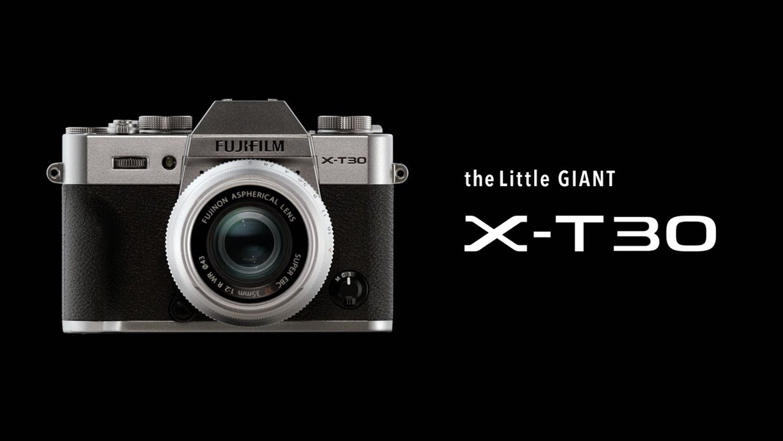 FUJIFILM X-T30 画像