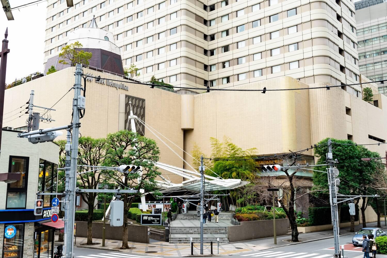 Hotel metropolitan crossdine1