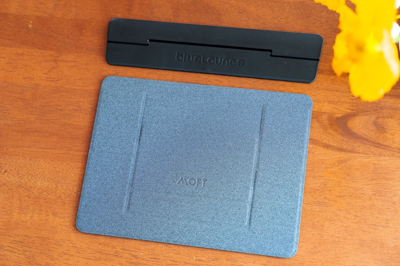 Laptopstand moft10 サイズの比較