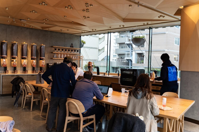 Starbucks reserve roastery tokyo2 104
