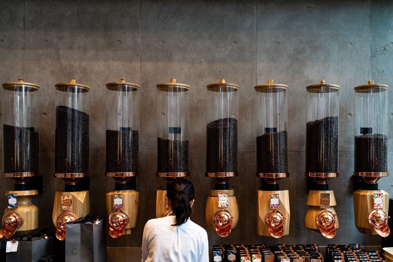 Starbucks reserve roastery tokyo2 44