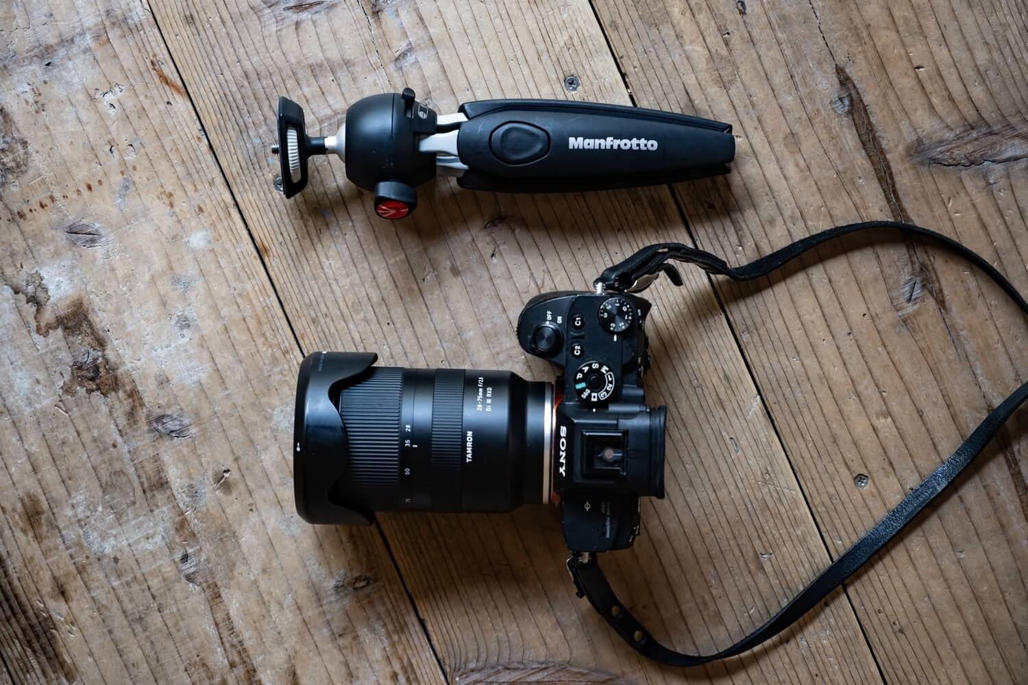 Manfrotto pixi evo4