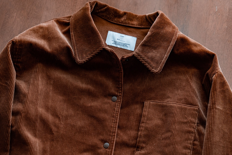 My corduloy jacket5