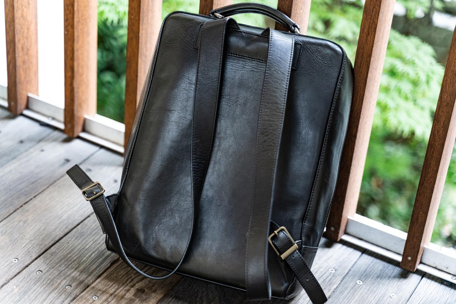 Antique square backpack11